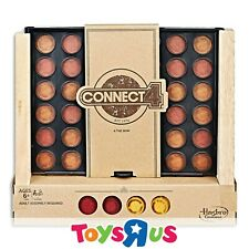 Hasbro Connect 4: Rustic Series Edition