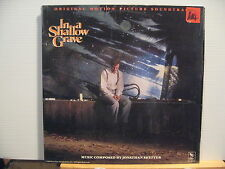 In A Shallow Grave - s/track Jonathan Sheffer US Press-Free UK post