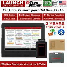 LAUNCH X431 PRO V+ / CRP129X OBD2 Scanner PAD Diagnostic Reset Tool Code Reader