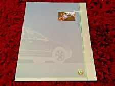 Skoda Fabia Brochure 2003 - UK Issue