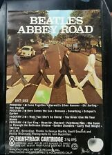ABBEY ROAD The Beatles (8 track Tape Cartridge)