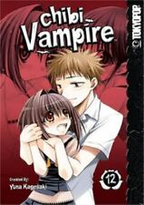 Chibi Vampire, Vol. 12-ExLibrary