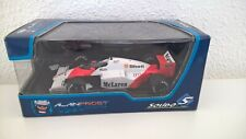 McLaren MP4/2C #1 Alain Prost 1/18 Solido Champion 1986