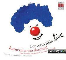 Concerto Colonia-CARNEVALE anno consistevano-una barocco EUROPA VIAGGIO CD NUOVO