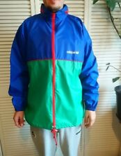 90ies ADIDAS Outdoor Jacke Rain Jacket Slicker Sport Design Originial Vintage
