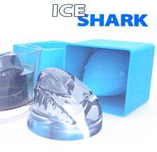 Shark Ice Cube / Ice Tray by Hikalimedia x 10