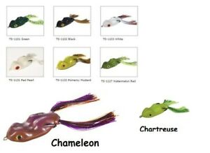 Scum Frog 5/8 oz. Trophy Series Frog - Choice of Colors