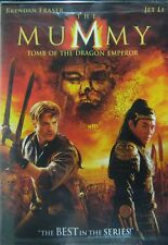 The MUMMY TOMB of the DRAGON EMPEROR (2008) Brendan Fraser Jet Li Maria Bello