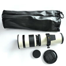 420-800mm f8.3-16 telephoto zoom lens for Nikon D3100 D3200 D3300 D5100 D7000