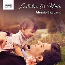 Alessio Bax - Lullabies for Mila [CD]
