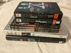 X-Files Book Lot Book of the Unexplained 7 Book Collection