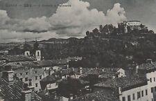 * GORIZIA GORZ - Il Castello e Panorama WWI
