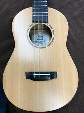 Kelali Baritone ukulele with Honduras Mahogany and Fir, handmade in USA