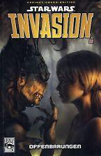 STAR WARS SONDERBAND # 68 VARIANT - INVASION 3 -333 Ex - COMIC ACTION 2012 - TOP