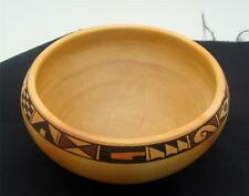 Hopi Pottery Signed and Dated By Emerson Ami