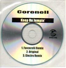 (141L) Corenell, Keep On Jumpin - DJ CD