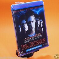 FINAL DESTINATION Blu-ray JAMES WONG BLURAY