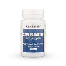 Saw Palmetto with Lycopene (30 per bottle): 30 Day Supply