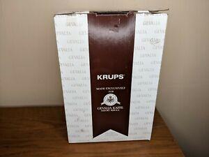 NEW Vtg Krups Gevalia Kaffe Coffee Make Classic Green 10 Cup Model #396 Retro