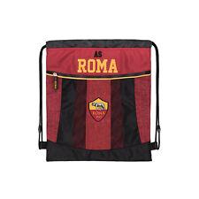 ROMA ZAINO COULISSE ROMA DIM. 34 x 42h, prod. uff. CON CREST E AS ROMA ric.