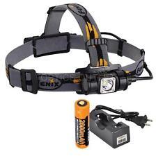 Fenix HP12 900 Lumen Rechargeable LED Headlamp w/ Fenix 18650 [ HP30 HP15 HL55 ]
