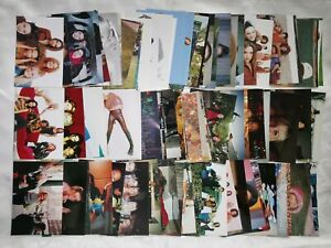 Spice Girls Complete Set Of 100 Photos Spiceworld
