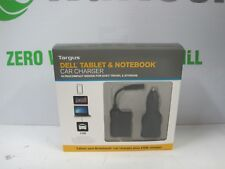 LOT OF 3 Targus APD038US Dell Tablet & Notebook Car Charger | New