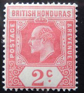 Br. Honduras Scott # 72, Mint Original Gum (HR)