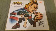 Shikishi My Hero Academia Midoriya Deku All Might RARE Kohei Horikoshi