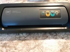 Pouch Laminator Gbc Heat Seal H220 Hot Or Cold Tested 9inch 3mil 5mil