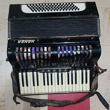 Akkordeon Hansa Harmonika Ziehharmonika