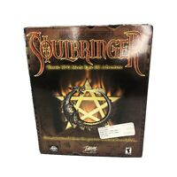 Vintage SOULBRINGER Big Box PC Computer Game by Interplay CD-ROM