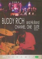 Buddy Rich And His Band Channel One Suite - New UK Compatible Region Free DVD