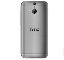HTC One M8 AT&T Unlocked OS 32GB 4G LTE 5.0'' Android Smartphone In Gray