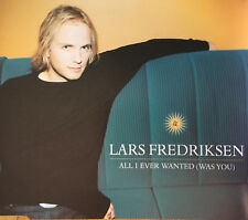 CD PROMO EUROVISION NORWAY 1998 LARS FREDRIKSEN ALL I EVER WANTED WAS  YOU