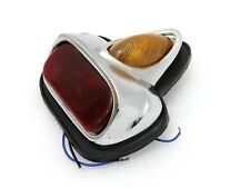 NEW BRAND VESPA REAR BRAKE TAIL LIGHT ASSEMBLY