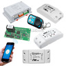 Sonoff 433MHz RF Remote Control Wireless WiFi Smart Home Switch Module for APP