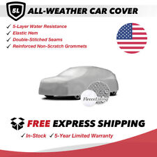 All-Weather Car Cover for 1986 Subaru DL Wagon 4-Door
