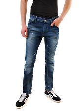 Scotch & Soda Men's Duke Souvenir Jeans Dark Blue Size W30/L32 RRP £100 BCF69