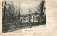 Ansichtskarten aus Thüringen Gera