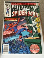 spectacular Spider-Man #10 7.0 ish condition