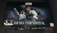 1/12 Bandai Star Wars Han Solo Stormtrooper Snap Kit