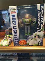 New Buzz Lightyear Toy Story Transforms to a Vehicle Tokyo Disney Resort LTD