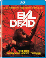 Evil Dead [Includes Digital Cop (2013, REGION A Blu-ray New) BLU-RAY/4K-Mastered