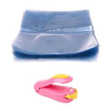 Heat Sealing Machine Sealer Shrink Wrap PVC Bags Set For Soap Bath Bomb