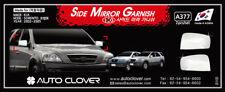 Autoclover Chrome Side Rear View Mirror Molding Trim Cover 03-09 Sorento M_o