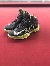Nike Hyperdunk Basketball Athletic Hi Tops Green 524948-300 Size 9.5