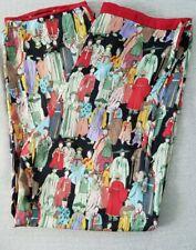 Natori Dynasty Pajama Pants M Black Multi