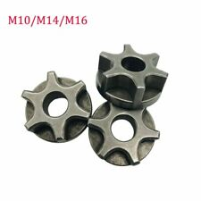 M10 M14 M16 Sprocket Chain Saw Gear for 100 115 125 150 180 Angle Grinder Replac