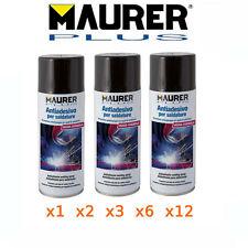 Antiadesivo protettivo spray saldature anticorrosivo antigrip ML 300 Maurer Plus